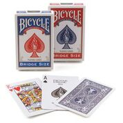 86 Braille Bridge Size Playing Cards
