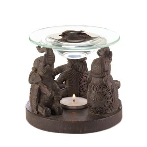 10017308 Elephant Oil Warmer