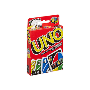 42003 Braille Uno Cards